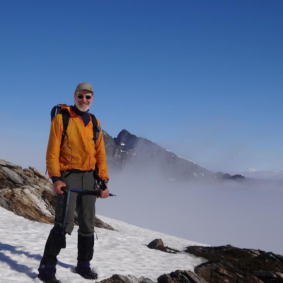 Bill Agnew  Sloan Peak Cascades