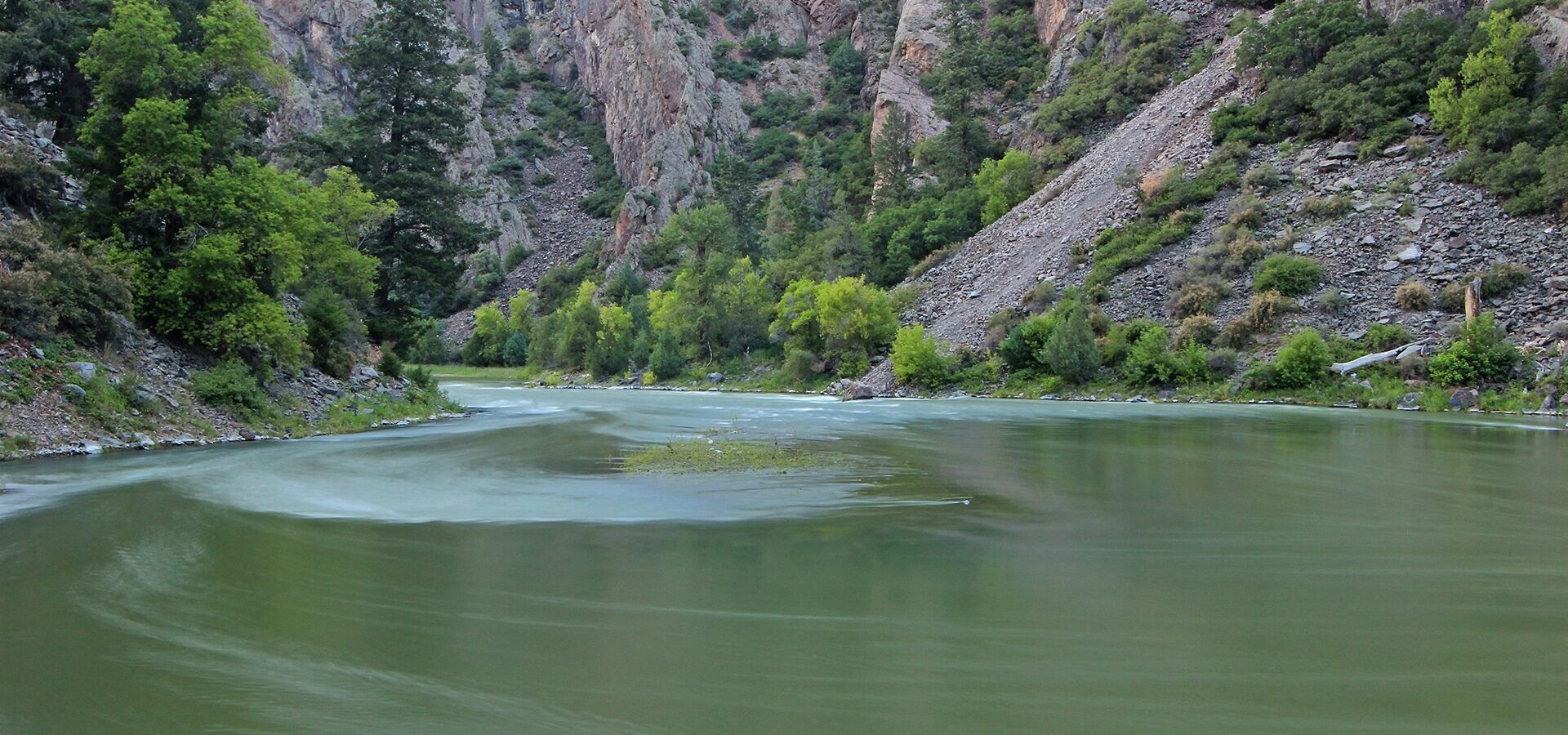 Gunnison River Black Canyon Montrose County Co