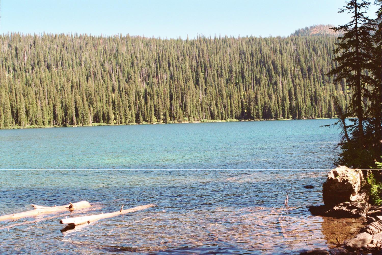 Big  Therriault  Lake 2