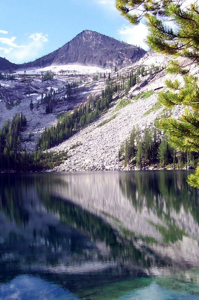 Blodgett  Lake By Racarlsen