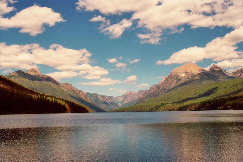 Bowman  Lake 4