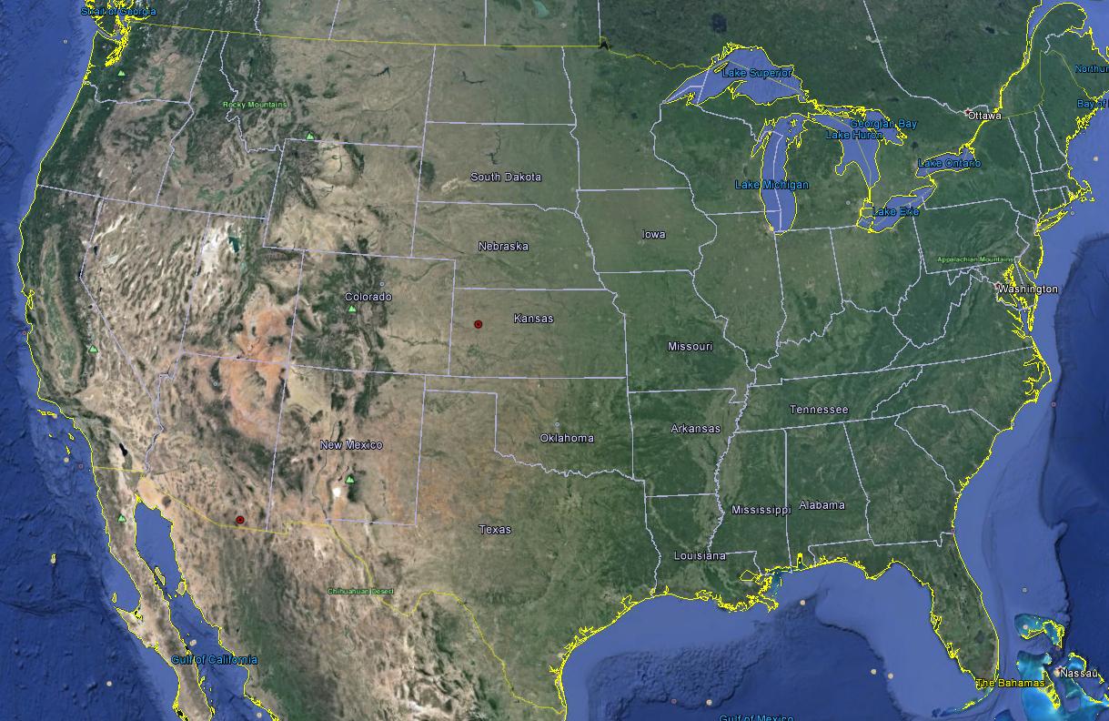 C Riparia Biodata Map