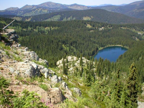 Hoodoo  Lake 1