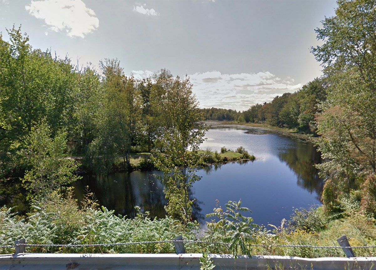 Smiths  Mill  Pond,  Maine