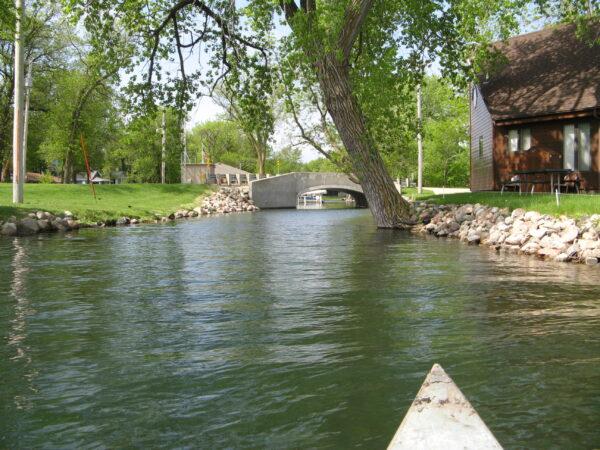 Becks  Canal