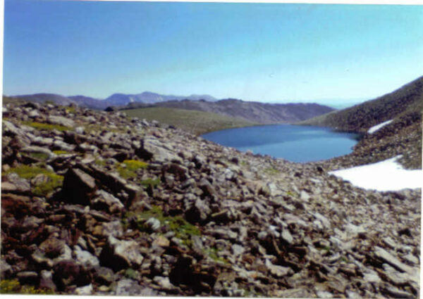 Lower  Lost  Lake Summitpostorg