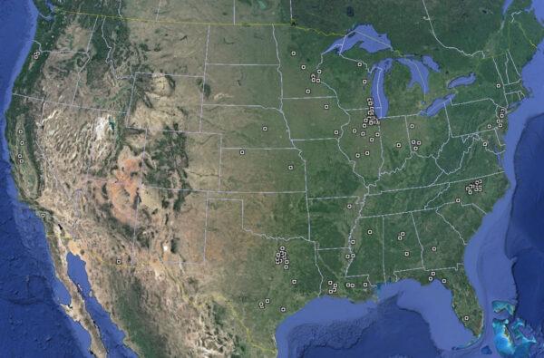 Naingenua  Biodata Map