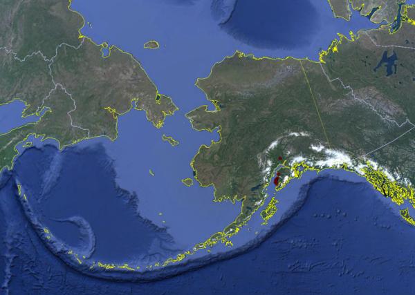Selaevissima  Alaska
