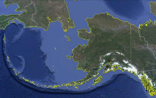 Ulacus Alaska