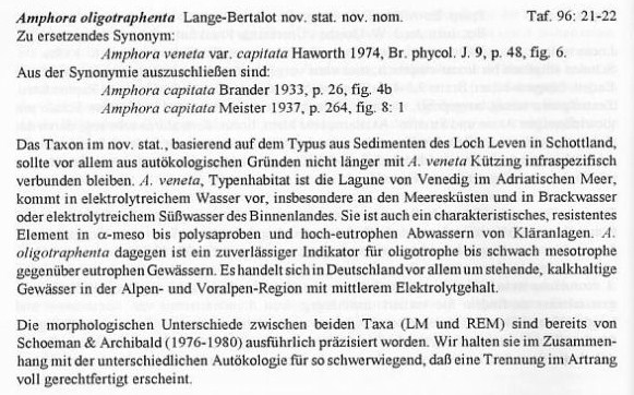 H Oligotraphenta   Lange  Bertalot   Metzeltin 1996 P28