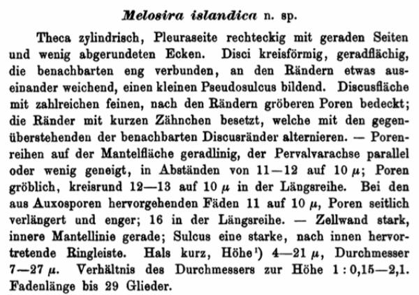 Meislandica Original Text