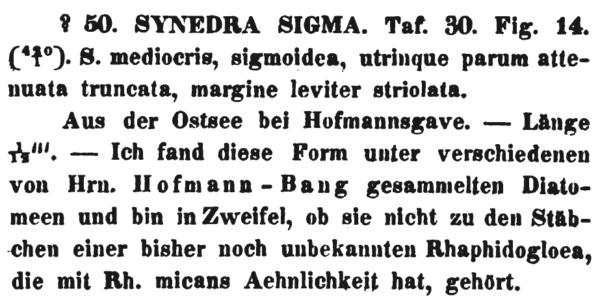Synedrasigmatext